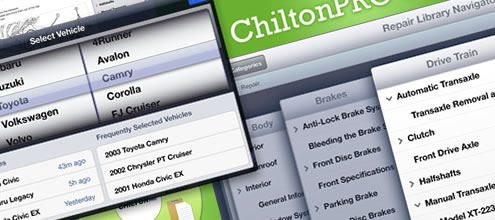 ChiltonPro Overview